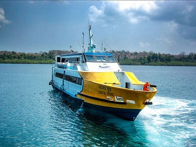 Coastal Cruise ferry tickets
