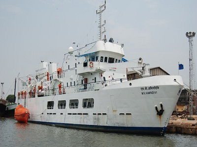 Ferries-in-Andaman