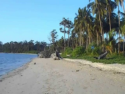 wandoor beach in Andaman