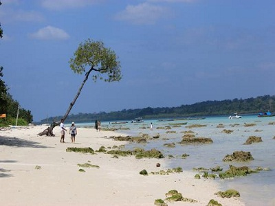 Neil-Island in Andaman